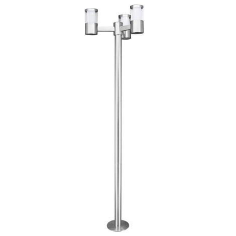 Eglo 94281 - LED-es kültéri lámpa BASALGO 1 3xLED/3,7W/230V