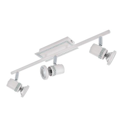 Eglo 94284 - LED  Spotlámpa BONARES 3xGU10-LED/3,3W/230V