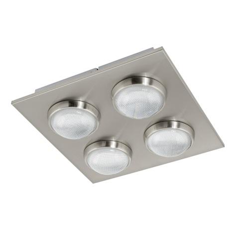 Eglo 94298 - LED Mennyezeti lámpa LOMBES 4xLED/4,5W/230V