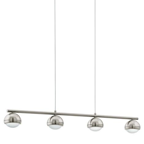 Eglo 94299 - LED Csillár LOMBES 4xLED/4,5W/230V