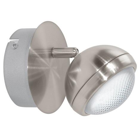 Eglo 94302 - LED Spotlámpa LOMBES 1xLED/4,2W/230V