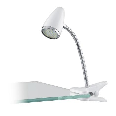 Eglo 94329 - LED Csíptetős lámpa RICCIO 1xGU10-LED/3W/230V