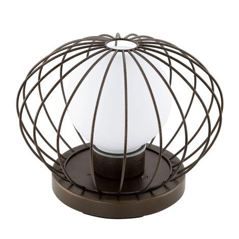 Eglo 94334 - Kültéri lámpa Terrico 1xE27/60W/230V