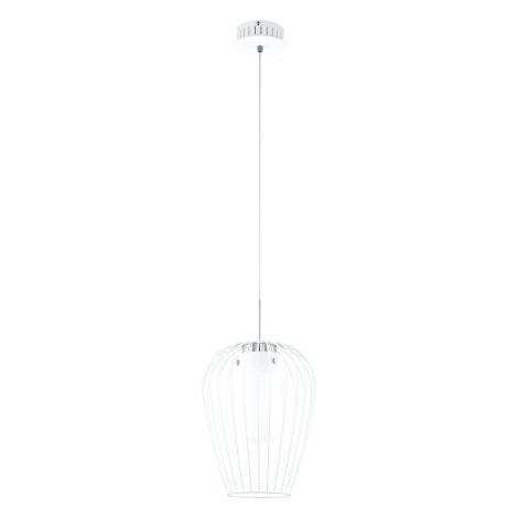 Eglo 94337 - LED Mennyezeti függesztékes lámpa VENCINO 1xLED/9W/230V