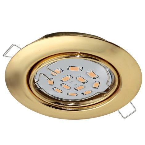 Eglo 94405 - LED Beépíthető lámpa PENETO 1xGU10-LED/5W/230V