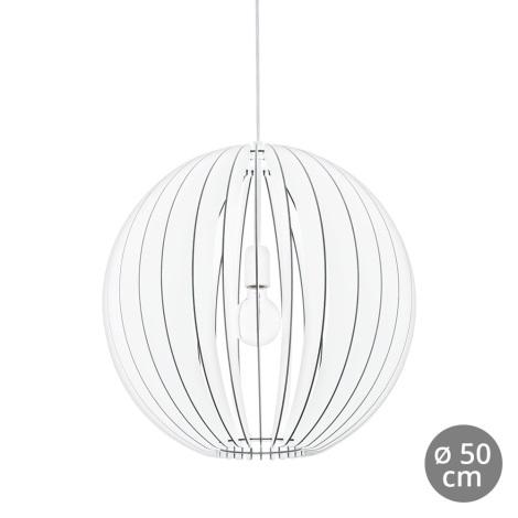 Eglo 94439 - Csillár COSSANO 1xE27/60W/230V