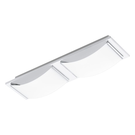 Eglo 94466 - LED Mennyezeti lámpa WASAO 2xLED/5,4W/230V