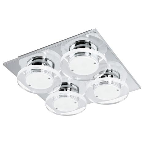 Eglo 94486 - LED Mennyezeti lámpa CISTERNO 4xLED/4,5W/230V