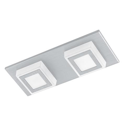 Eglo 94506 - LED Mennyezeti lámpa MASIANO 2xLED/3,3W/230V