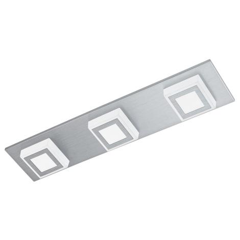 Eglo 94507 - LED Mennyezeti lámpa MASIANO 3xLED/3,3W/230V