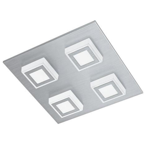 Eglo 94508 - LED Mennyezeti lámpa MASIANO 4xLED/3,3W/230V