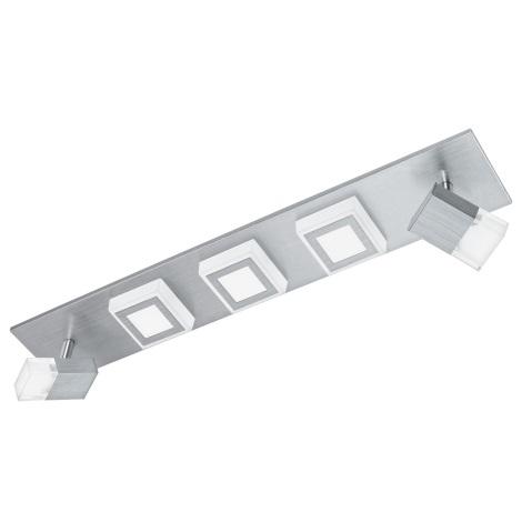 Eglo 94511 - LED Spotlámpa MASIANO 3xLED/3,3W + 2xLED/5,4W/230V