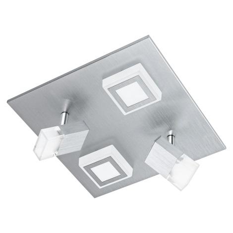 Eglo 94512 - LED Spotlámpa MASIANO 2xLED/3,3W + 2xLED/5,4W/230V