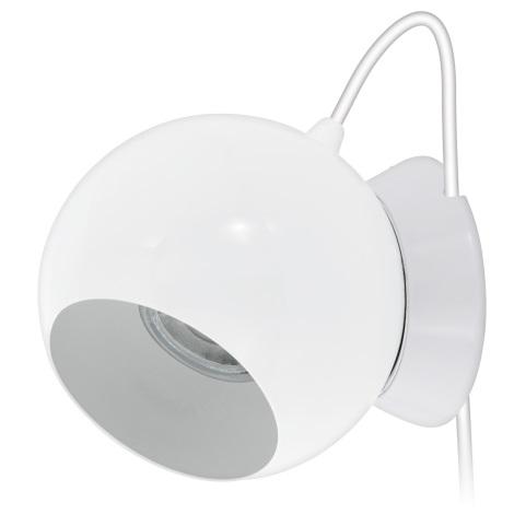 Eglo 94513 - Asztali lámpa / fali lámpa PETTO 1 1xGU10-LED/3,3W/230V
