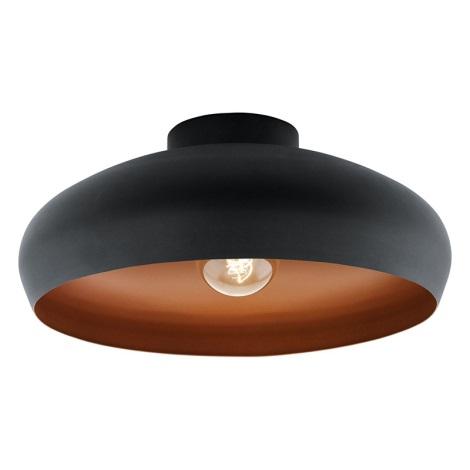 Eglo 94547 - Mennyezeti lámpa MOGANO 1xE27/60W/230V