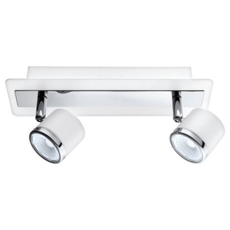 Eglo 94557 - LED Spotlámpa PIERINO 2xLED/5W/230V