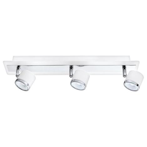 Eglo 94558 - LED Spotlámpa PIERINO 3xLED/5W/230V