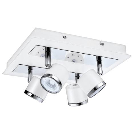 Eglo 94559 - LED Spotlámpa PIERINO 4xLED/5W/230V