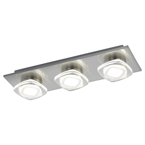 Eglo 94571 - LED Mennyezeti lámpa MARCHESI 3xLED/4,5W/230V