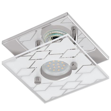 Eglo 94574 - LED Mennyezeti lámpa DOYET 1xGU10-LED/3W/230V