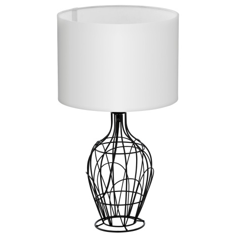 Eglo 94608 - Asztali lámpa FAGONA 1xE27/60W/230V