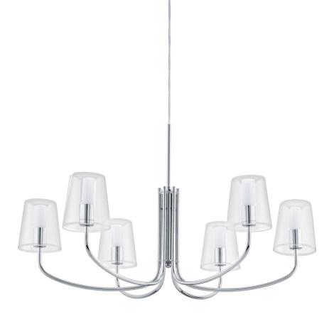 Eglo 94622 - LED Csillár NOVENTA 6xLED/3,3W/230V
