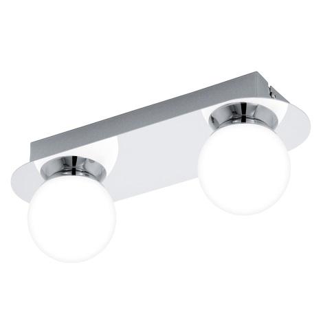 Eglo 94627 - LED Fürdőszobai lámpa MOSIANO 2xLED/3,3W/230V