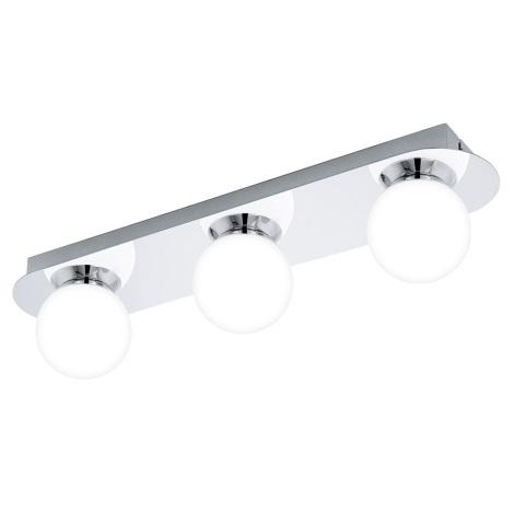 Eglo 94628 - LED Fürdőszobai lámpa MOSIANO 3xLED/3,3W/230V