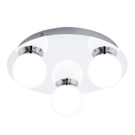 Eglo 94629 - LED Fürdőszobai lámpa MOSIANO 3xLED/3,3W/230V