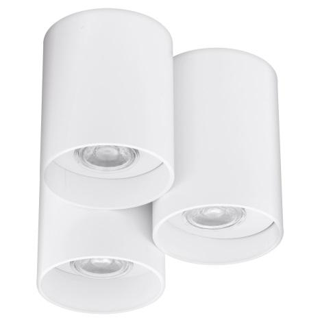 Eglo 94633 - LED Mennyezeti lámpa LASANA 3xGU10-LED/3,3W/230V