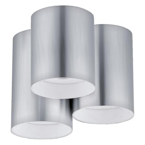 Eglo 94634 - LED Mennyezeti lámpa LASANA 3xGU10-LED/3,3W/230V