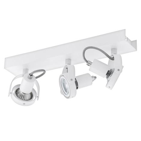 Eglo 94648 - LED Spotlámpa NOVORIO 3xGU10-LED/5W/230V