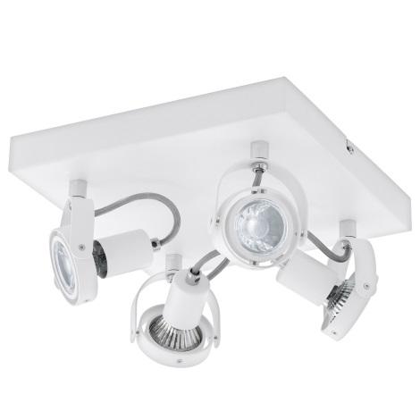 Eglo 94649 - LED Spotlámpa NOVORIO 4xGU10-LED/5W/230V