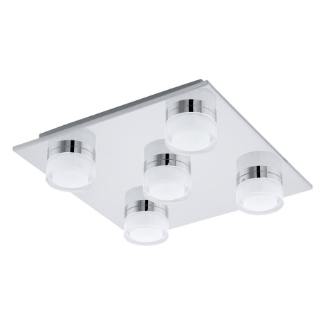 Eglo 94654 - LED Fürdőszobai lámpa ROMENDO 5xLED/4,5W/230V