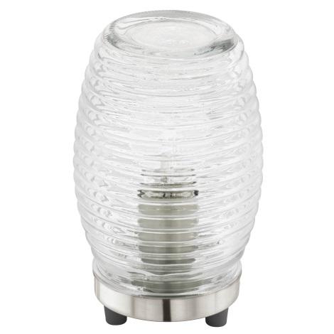 Eglo 94672 - Asztali lámpa VARMO 1xE27/42W/230V