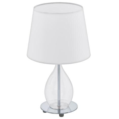 Eglo 94682 - Asztali lámpa RINEIRO 1xE14/40W/230V