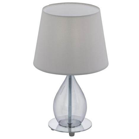 Eglo 94683 - Asztali lámpa RINEIRO 1xE14/40W/230V