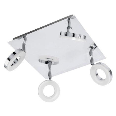 Eglo 94763 - LED Fürdőszobai lámpa GONARO 4xLED/3,8W/230V