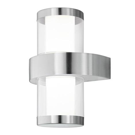 Eglo 94799 - Kültéri fali lámpa BEVERLY 1 2xLED/3,7W/230V