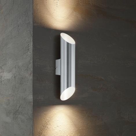 Eglo 94803 - LED Kültéri lámpa AGOLADA 2xLED/3,7W/230V