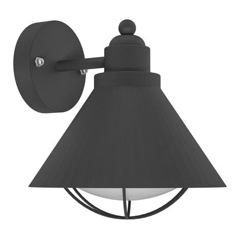 Eglo 94805 - Kültéri lámpa BARROSELA 1xE27/40W/230V