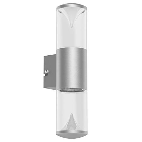 Eglo 94812 - LED Kültéri lámpa PENALVA 2xLED/3,7W/230V
