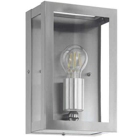 Eglo 94827 - Kültéri lámpa ALAMONTE 1xE27/60W/230V