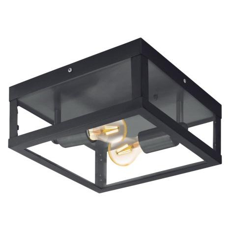 Eglo 94832 - Kültéri lámpa ALAMONTE 1 2x60W