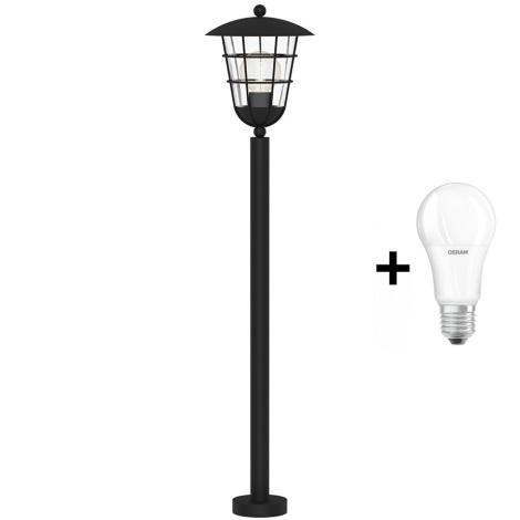 Eglo 94836 - Kültéri lámpa PULFERO 1xE27/60W/230V