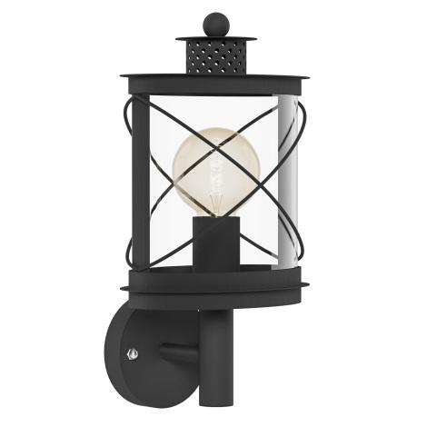 Eglo 94842 - Kültéri lámpa HILBURN 1xE27/60W/230V