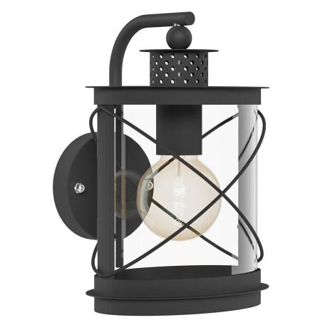 Eglo 94843 - Kültéri lámpa HILBURN 1xE27/60W/230V