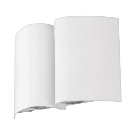 Eglo 94846 - Kültéri fali lámpa SUESA 4xLED/2,5W/230V