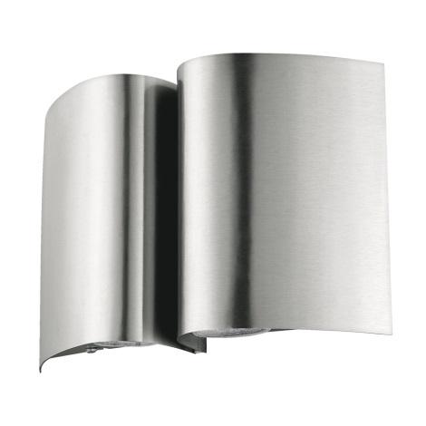 Eglo 94847 - Kültéri fali lámpa SUESA 4xLED/2,5W/230V