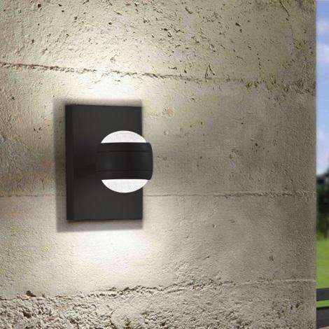 Eglo 94848 - LED kültéri lámpa SESIMBA 2xLED/3,7W/230V